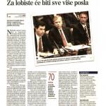 2008_12_01 Za lobiste će biti sve više posla_SLIKA