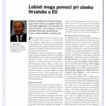2009_04_16_Lobisti mogu pomoci pri ulasku Hrvatske u EU_SLIKA