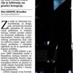 2011_01_17 Lobiranje - od čina uvjerenja do kupovanja političara_SLIKA