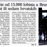 2011_01_17 Među više od 15.000 lobista u Bruxellesu, samo sedam hrvatskih_SLIKA
