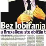 2011_09_16 Bez lobiranja u Bruxellesu ste običan turist_SLIKA