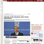 2012_08_04 Lobiranje će biti zabranjeno vlasti i bivšim dužnosnicima_SLIKA